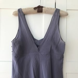 Theory Silk Top, size M